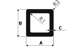 kvadratinis-vamzdis