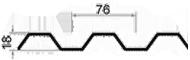 trapecinis profilis