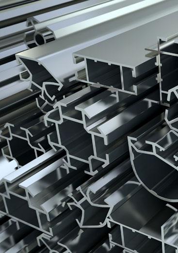 aliuminio profiliu gamyba