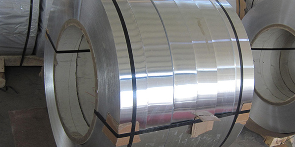 aliuminio juostos